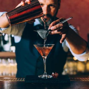 Barman/woman-club-Χερσόνησος εικόνα