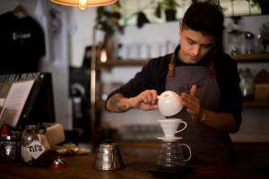 Barista - Καφετέρια - Μάλια Κρήτης εικόνα