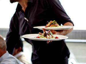 Σερβιτόροι/ρες - Εστιατόριο - Γούβες εικόνα
