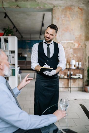 Ά Σερβιτόροι/ρες - Coctail Bar Restaurant - Σταλίδα Κρήτης εικόνα αγγελίας εργασίας