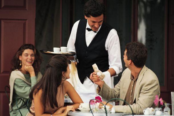 Σερβιτόροι/ρες - Cafe Bar Restaurant - Χερσόνησος εικόνα αγγελίας εργασίας